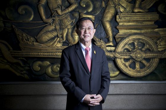 Bids Sought for $5.5 Billion Thailand to China High-Speed Rail