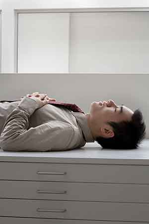 Take a Nap to Get Ahead at Work
