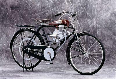 The Honda Cub A