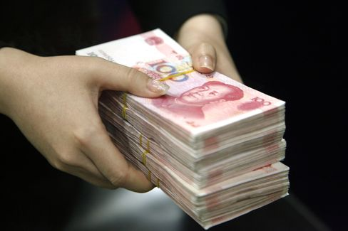 Battle for Yuan Supremacy Fuels Hong Kong Bankers Buying Lunch