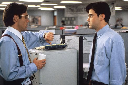 Can You Be Friends With Your Boss?