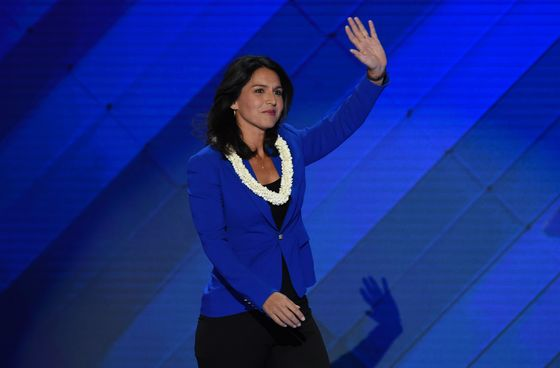 Hawaii Democrat Gabbard Says She Will Run for President in 2020