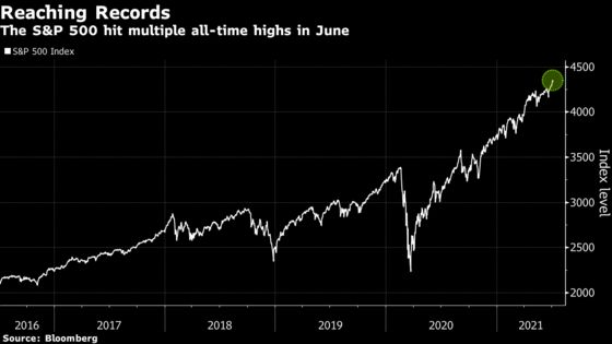 Record Everything in U.S. Stock Market, Including Retail Froth