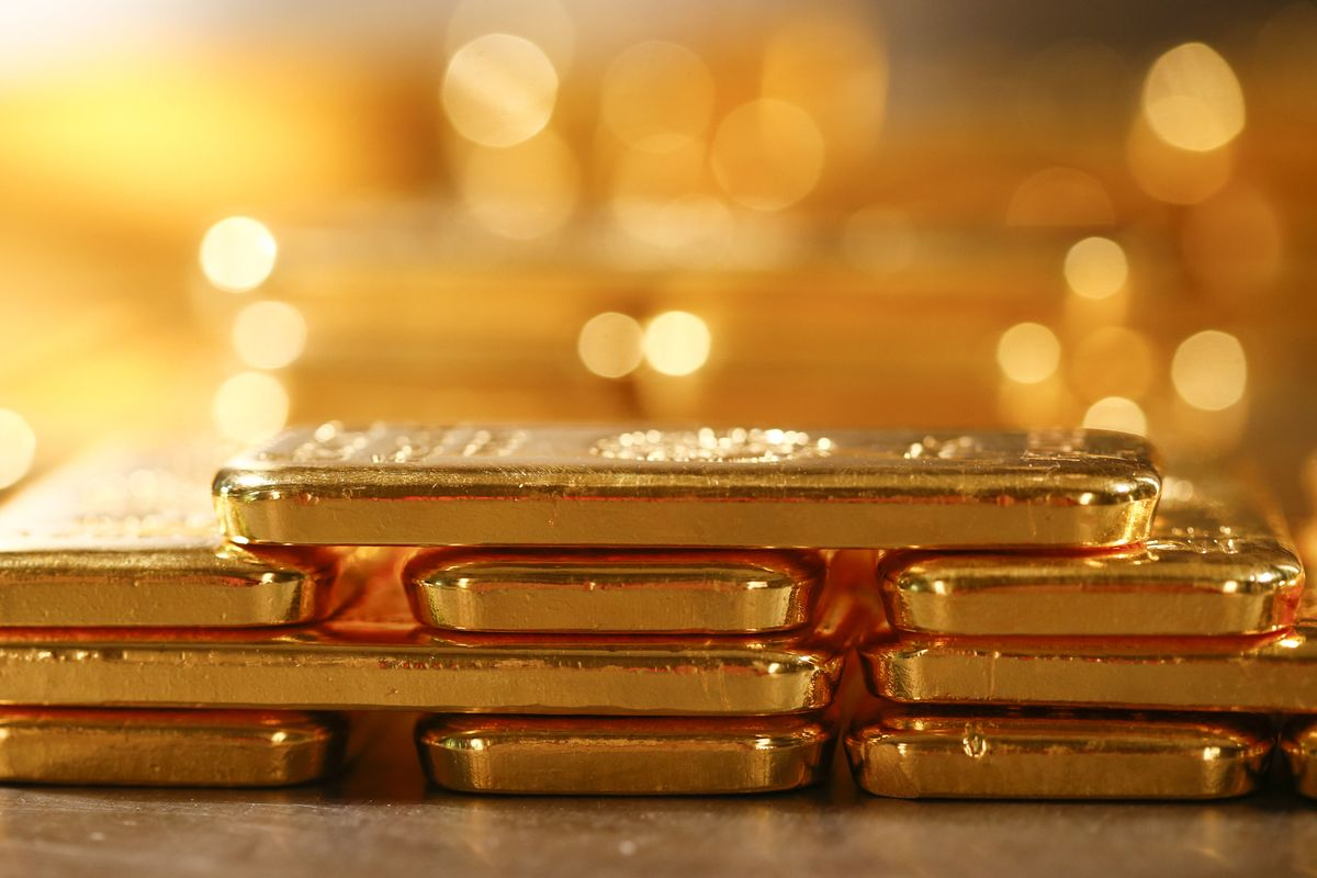 The Gold Rush Heats Up as Sub-Zero Yields Spread
