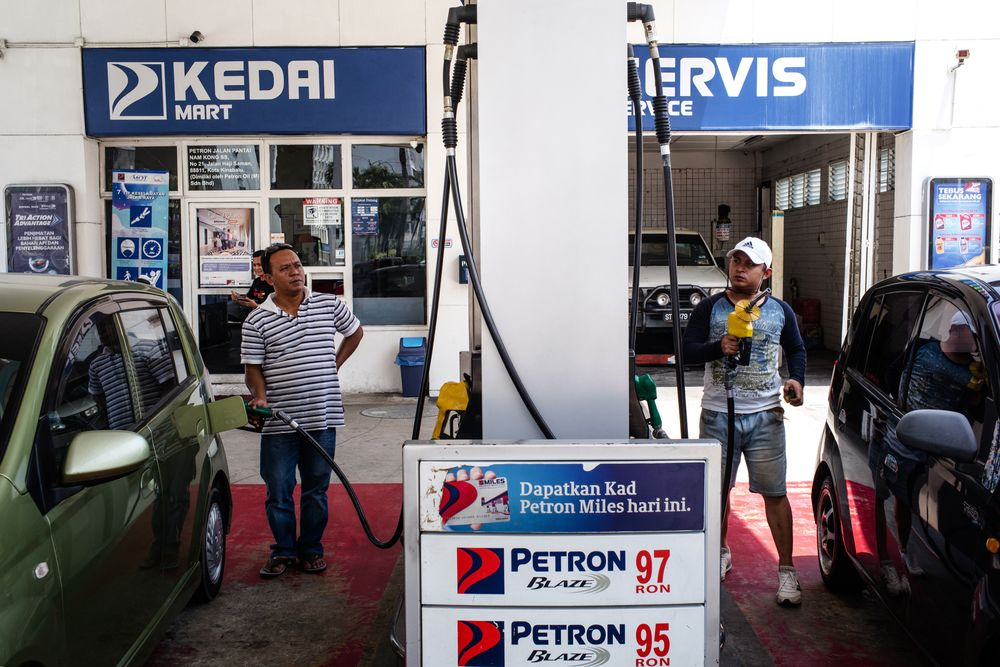 Inflation Bogeyman Prompts Fuel Subsidies Across Southeast Asia