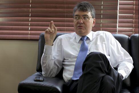 Colombia's Finance Minister Mauricio Cardenas