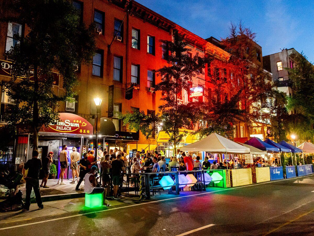Manhattan's Party Scene Roars Back to Life, Covid or No Covid