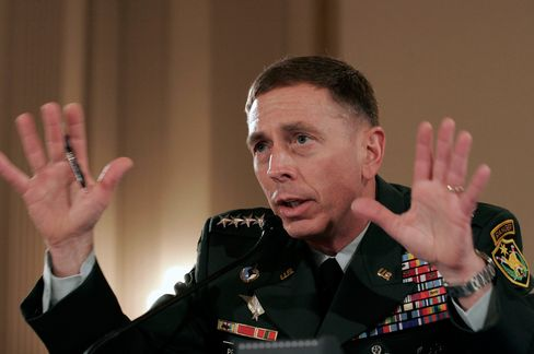 Petraeus Says Terror Link Dropped From Memo on Libya Attack