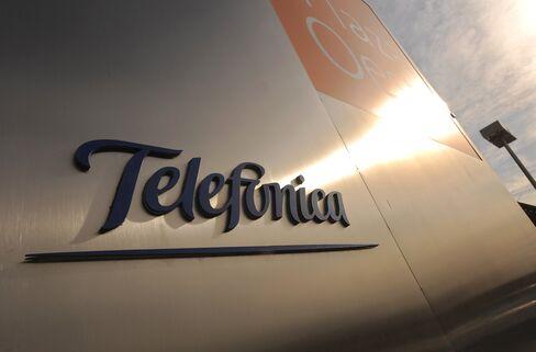 The Telefonica logo