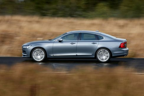 The new Volvo S90 promises to be as cool and easy as its award-winning XC90 crossover.