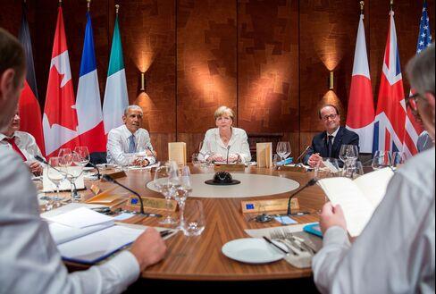 G7 Summit Meeting