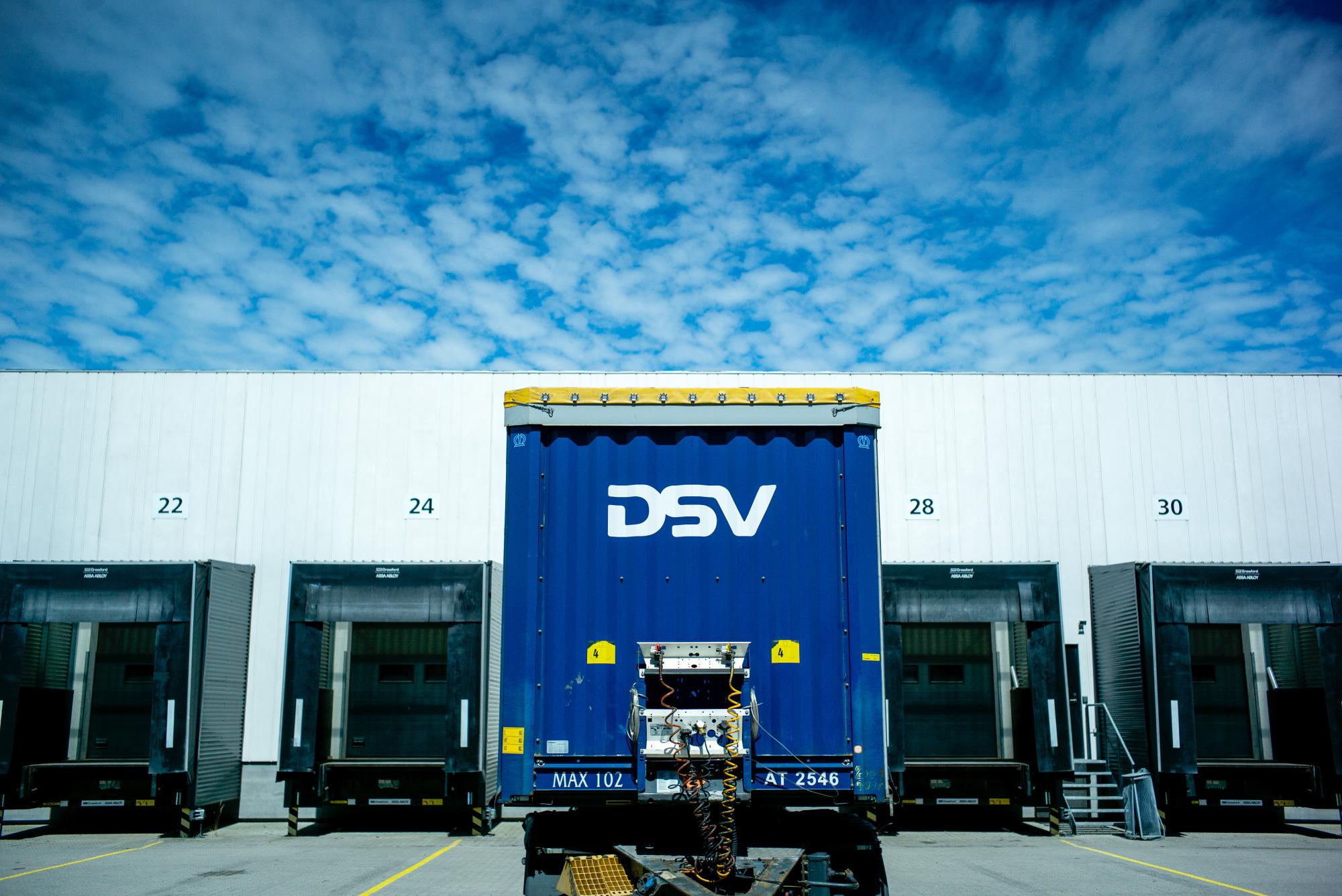DSV to Buy Panalpina in $4 6 Billion European Logistics Deal