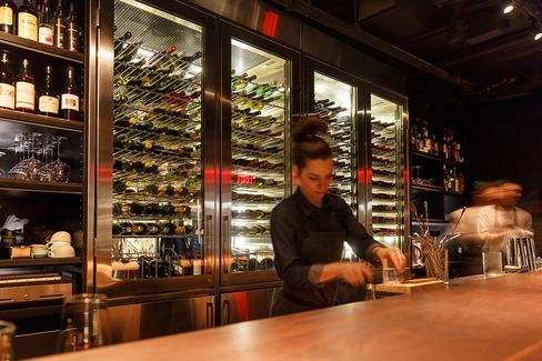 Even if you don't have a reservation, you can pull up a seat at the bar and order a few dishes a la carte.