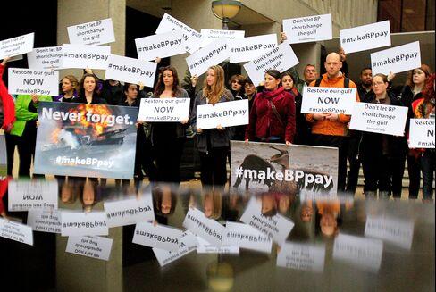 BP Oil Spill Protest