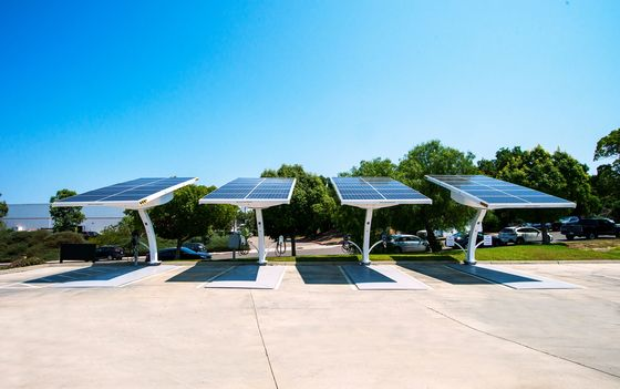 San Diego Will Go Off-Grid to Add More EV Charging Stations