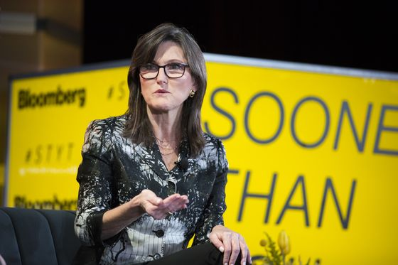 Cathie Wood Sells China Tech Stocks, Warning of Valuation Reset