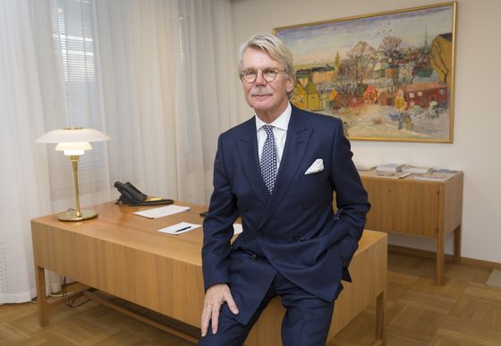 Nordea Switches Chairman as Bank Is Criticized for Weak Profits