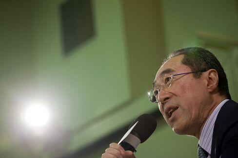 Hong Kong's Former Chief Secretary Henry Tang