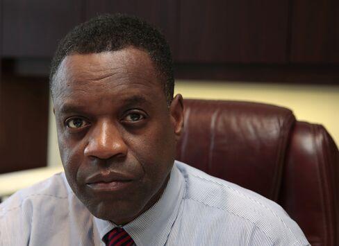 Detroit's Emergency Financial Manager Kevyn Orr