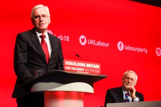Britain's Richest Fear Corbyn More Than Brexit