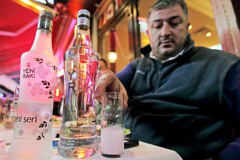 Diageo's $2.1 Billion Turkish Hangover