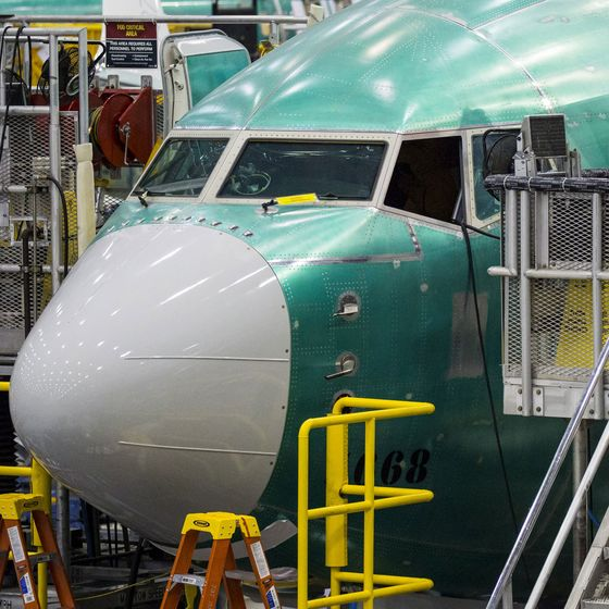 Jet Funding May Add to Boeing's $100 Million-a-Month Max Pain