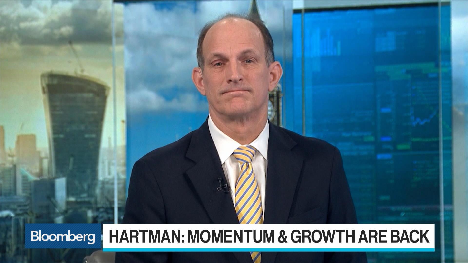 Markets May Go Up Another 5%, Wells Fargo Asset's Hartman Says