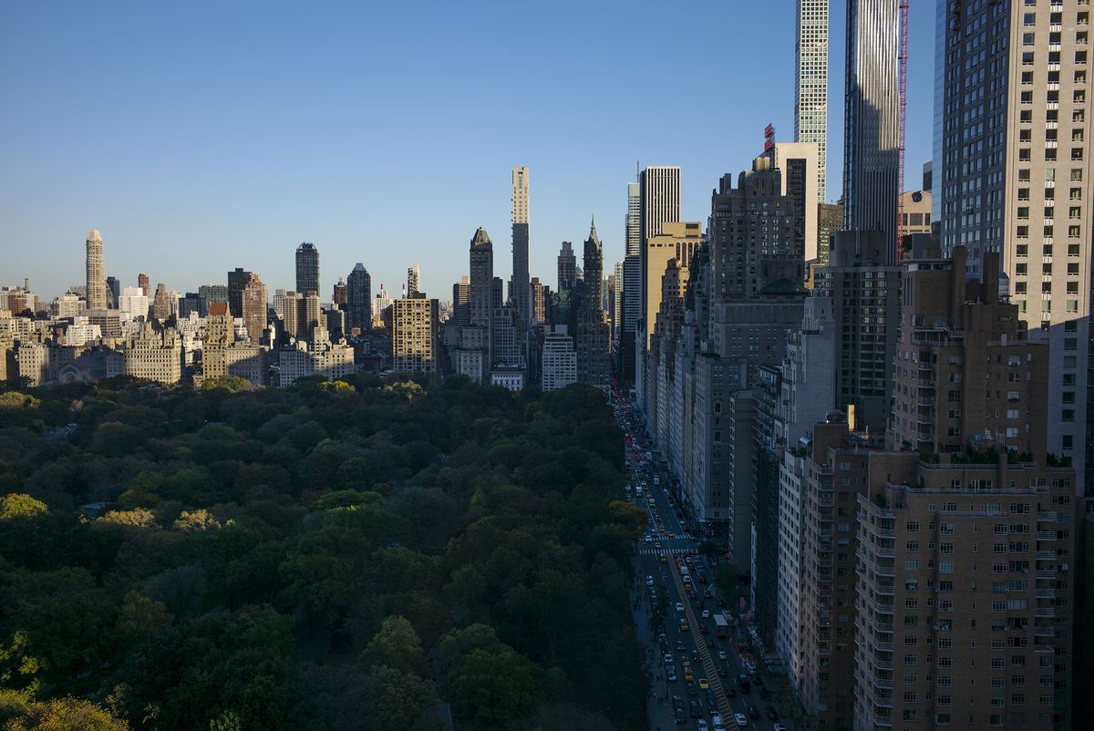 NYC Apartment Building Sales Plunge After New Rent Law Dents Values