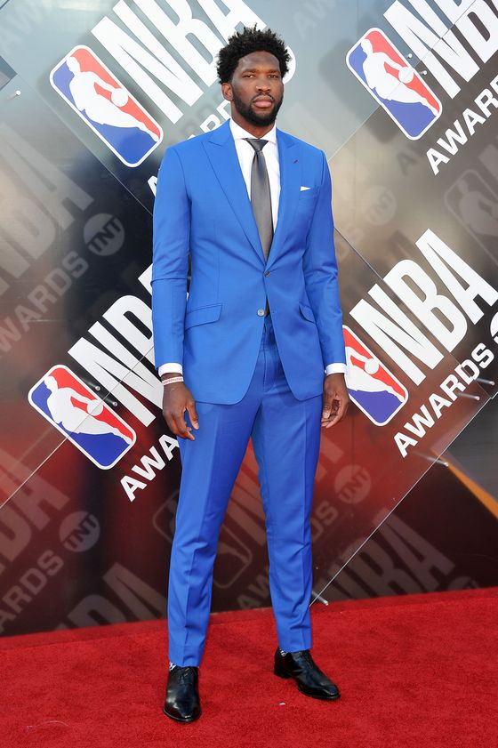 When Pro-Ballers Want an Amazing Suit, They Call Jang