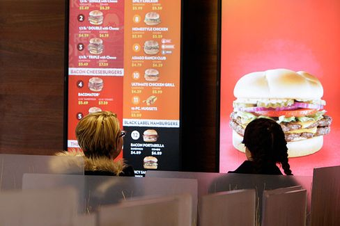 Bye, Bye Big Burger? Diners Try to Cut Calories
