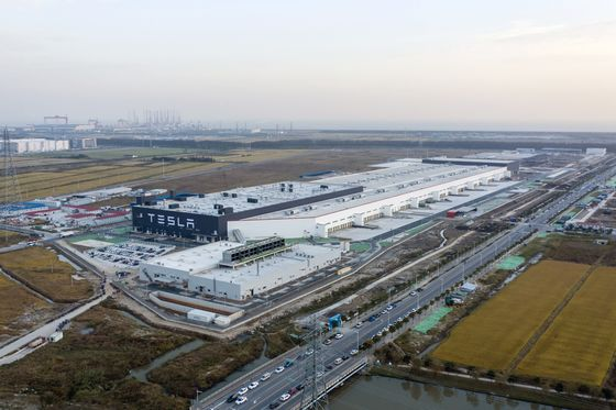 Tesla's China Factory Will Make or Break Elon Musk's Vision