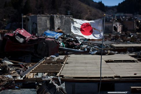 Japan Sovereign Credit Rating Outlook Cut to Negative