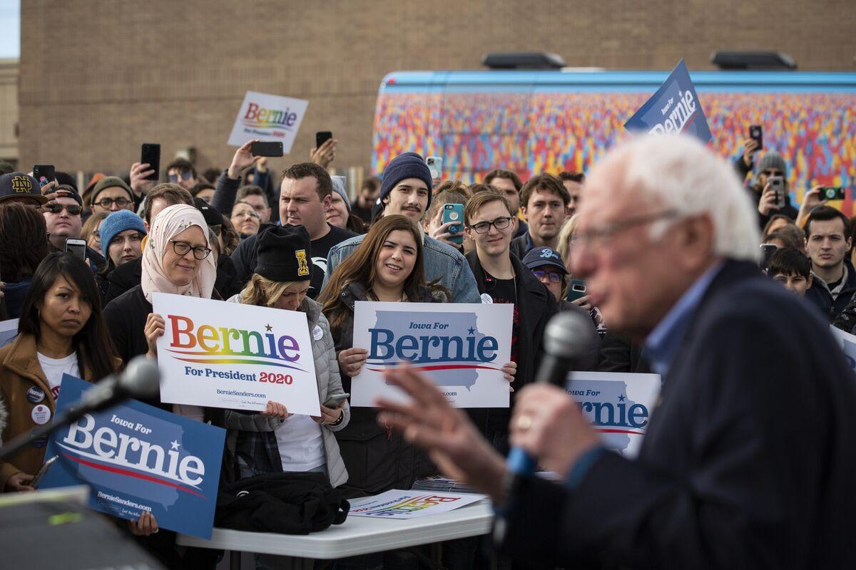 A Bernie Sanders Win in Iowa Could Ripple Through Markets thumbnail