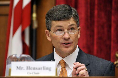 Representative Jeb Hensarling