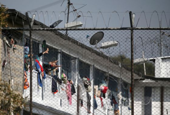 Colombia Prison Riots Over Virus Leave at Least 25 Dead