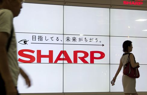 Sharp Corp.'s LCD Business