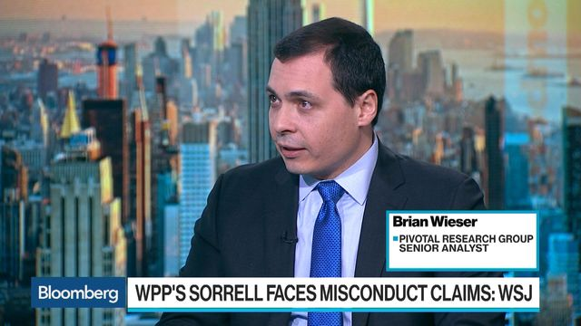 Martin Sorrell rejects 'allegations of financial impropriety' as WPP confirms investigation