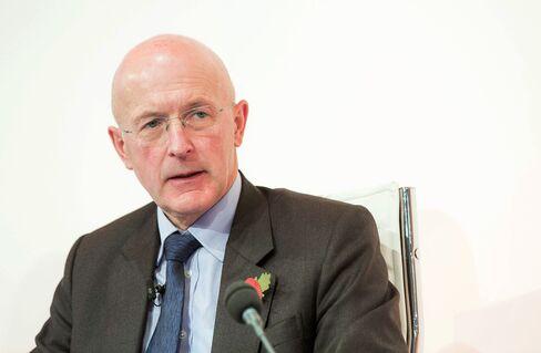 Incoming Chairman Of GlaxoSmithKline Plc Philip Hampton