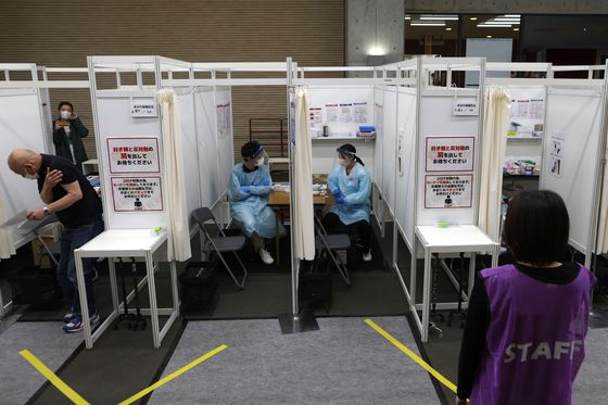 Japan's Much-Maligned Vaccine Campaign Quietly Gathers Speed