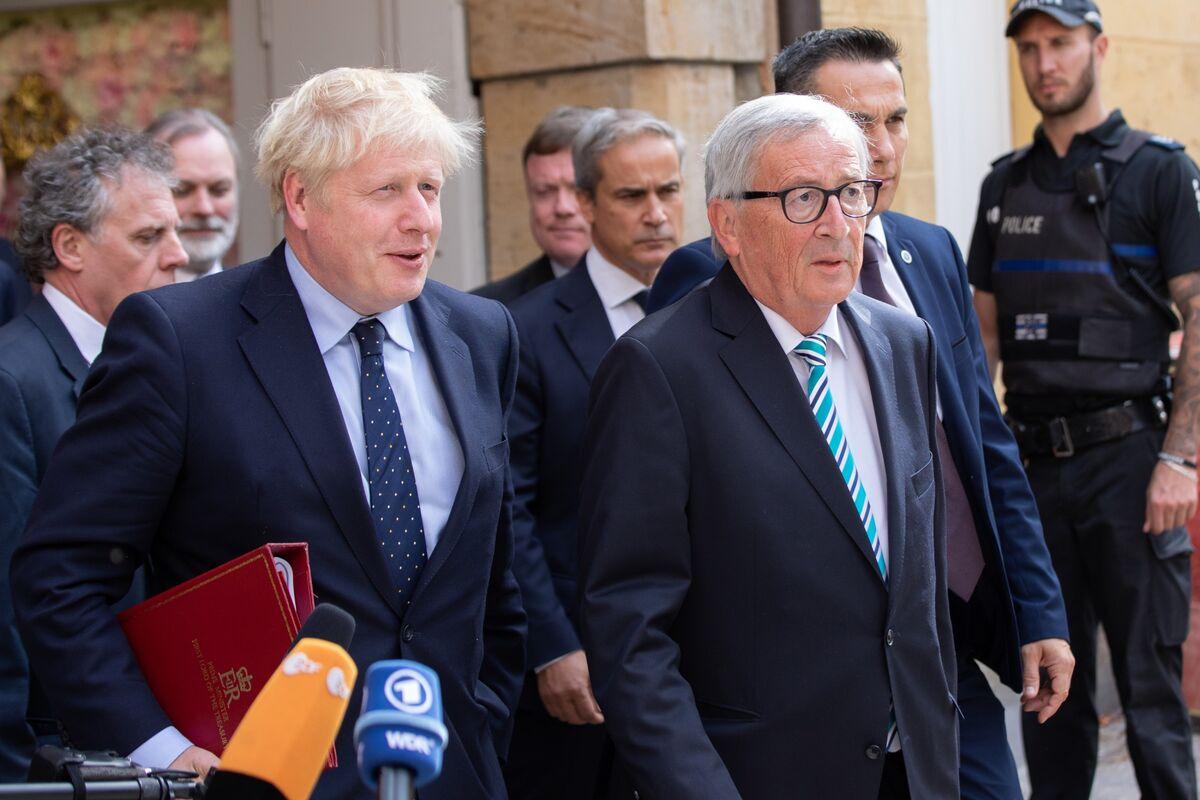 Boris Johnson's EU Nemesis Starts to Loosen His Tie