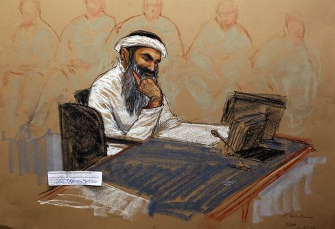 Mohammed Says U.S. Used Torture in Name of National Security
