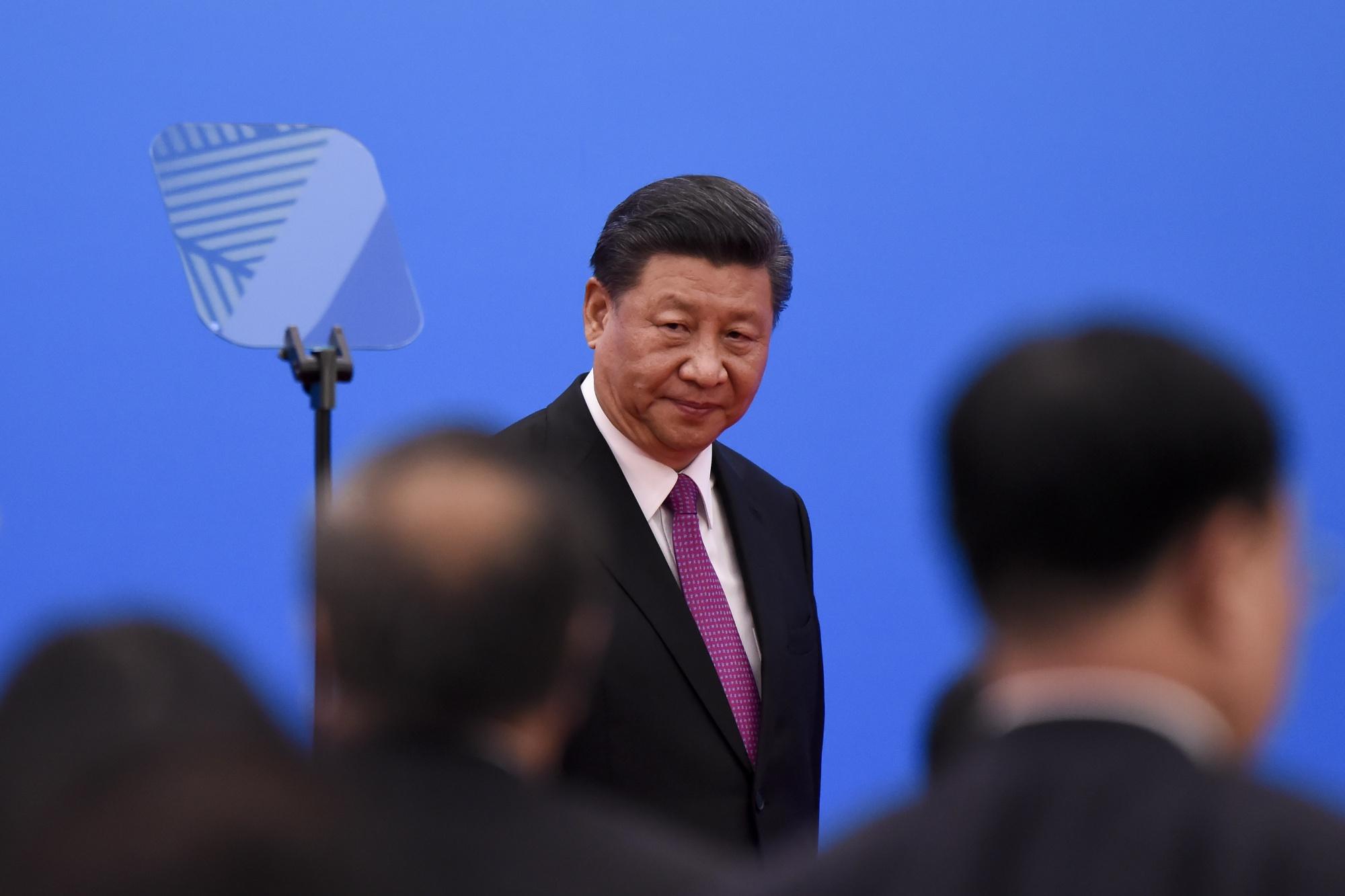 Xi Jinping 27 kwietnia