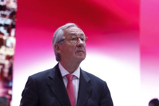 Thyssenkrupp Chairman Quitting Adds to German Firm's Turmoil