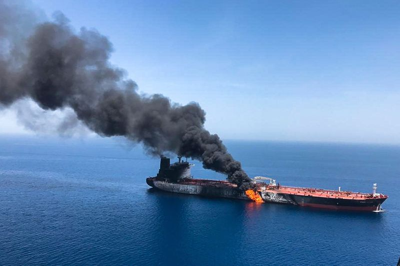 relates to Attacks on Oil Tankers Near Hormuz Fan Fears of Conflict