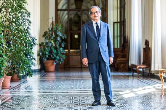 The Job of Italy's Finance Minister Isn't Getting Any Easier