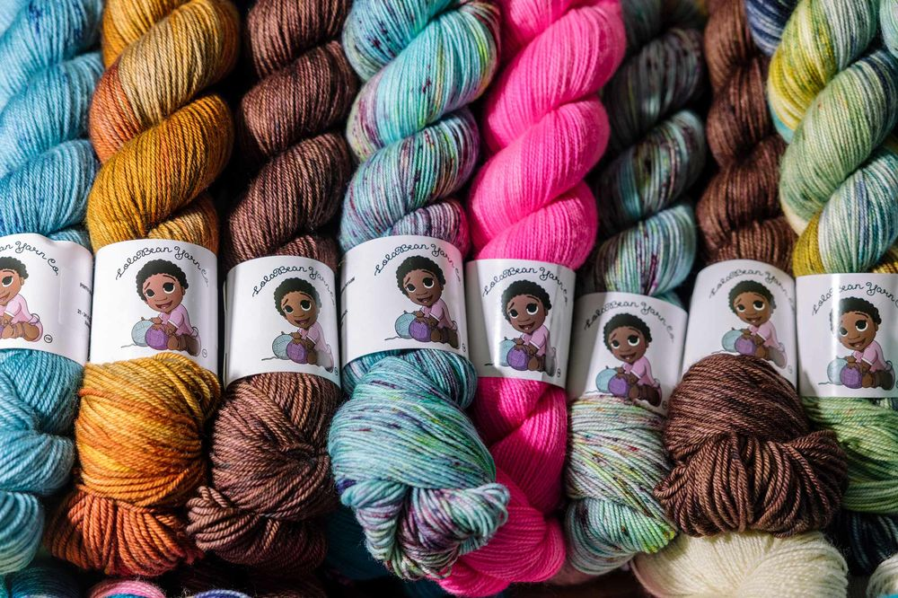 relates to A Black Dyer Shakes Up the White-Dominated Yarn Industry