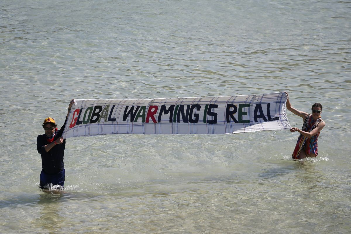 Climate Change Is Happening Faster Than Britain Can Manage