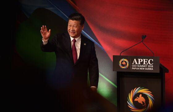Trade War Will Produce 'No Winners,' China's Xi Tells APEC