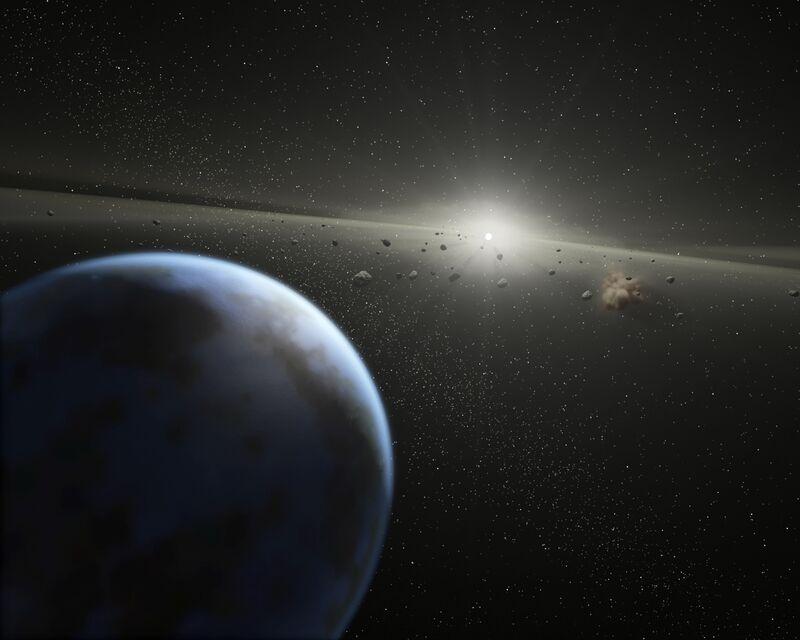 Ένας αστεροειδής θα μπορούσε να αφανίσει το ανθρώπινο είδος