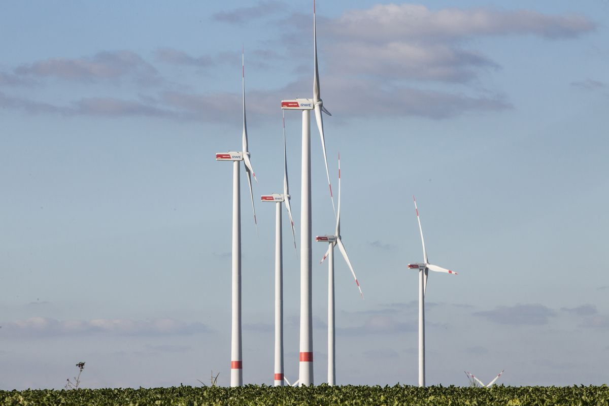 Europe Will Make Up a Quarter of Global Wind Power in Five Years